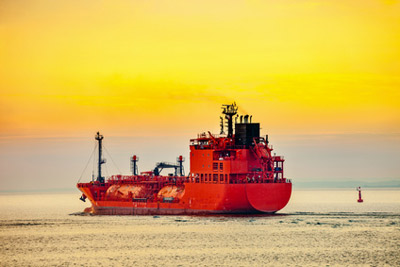 Alternative fuel for shipping