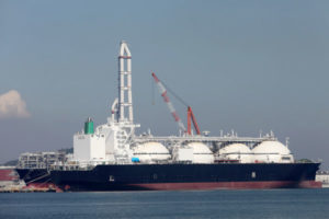 LNG Shipping Fuel